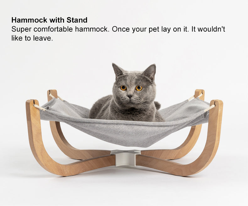 Pidan Pet Hammock with Stand