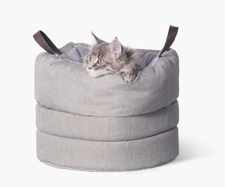 "pidan ""Bucket"" Pet Bed"