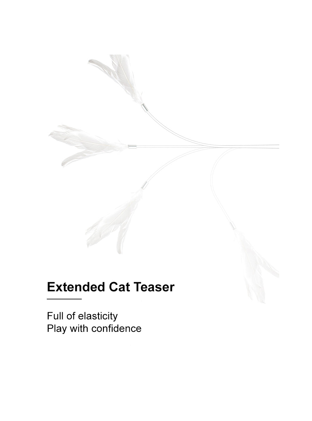 pidan Long Cat Teaser Wand