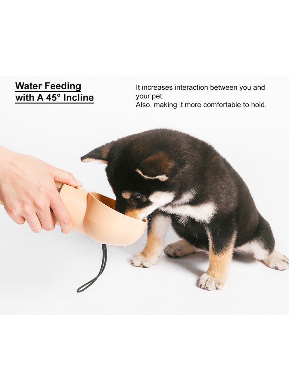Pet Travel Water Bottle