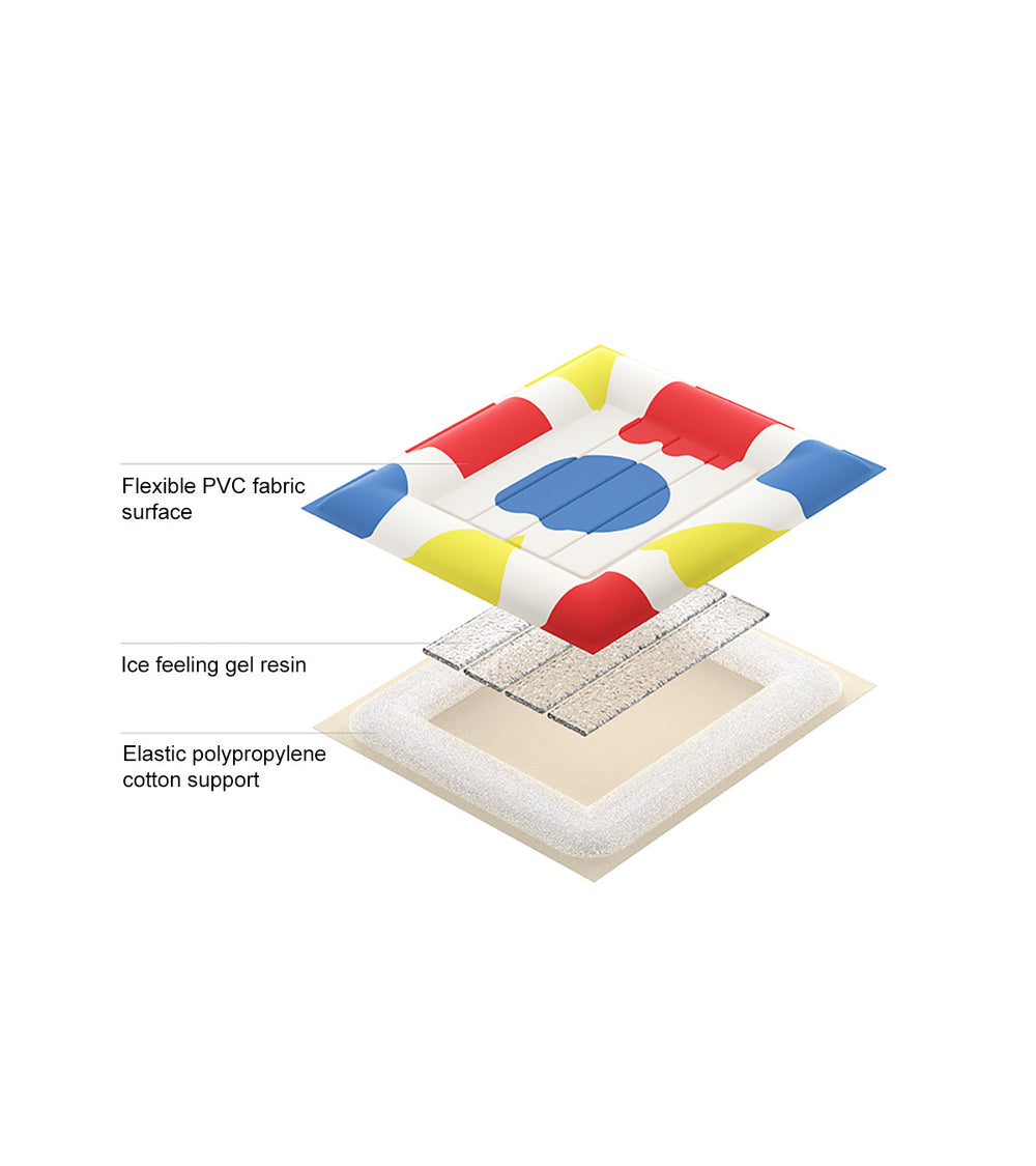 "pidan ""Honey Lemon Tea"" Pet Cooling Mat"