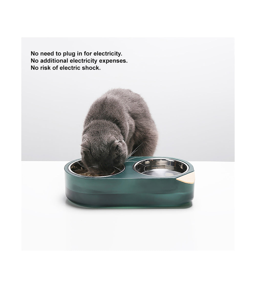 "pidan ""Water Secret"" Cooling or Warming Pet Bowl"