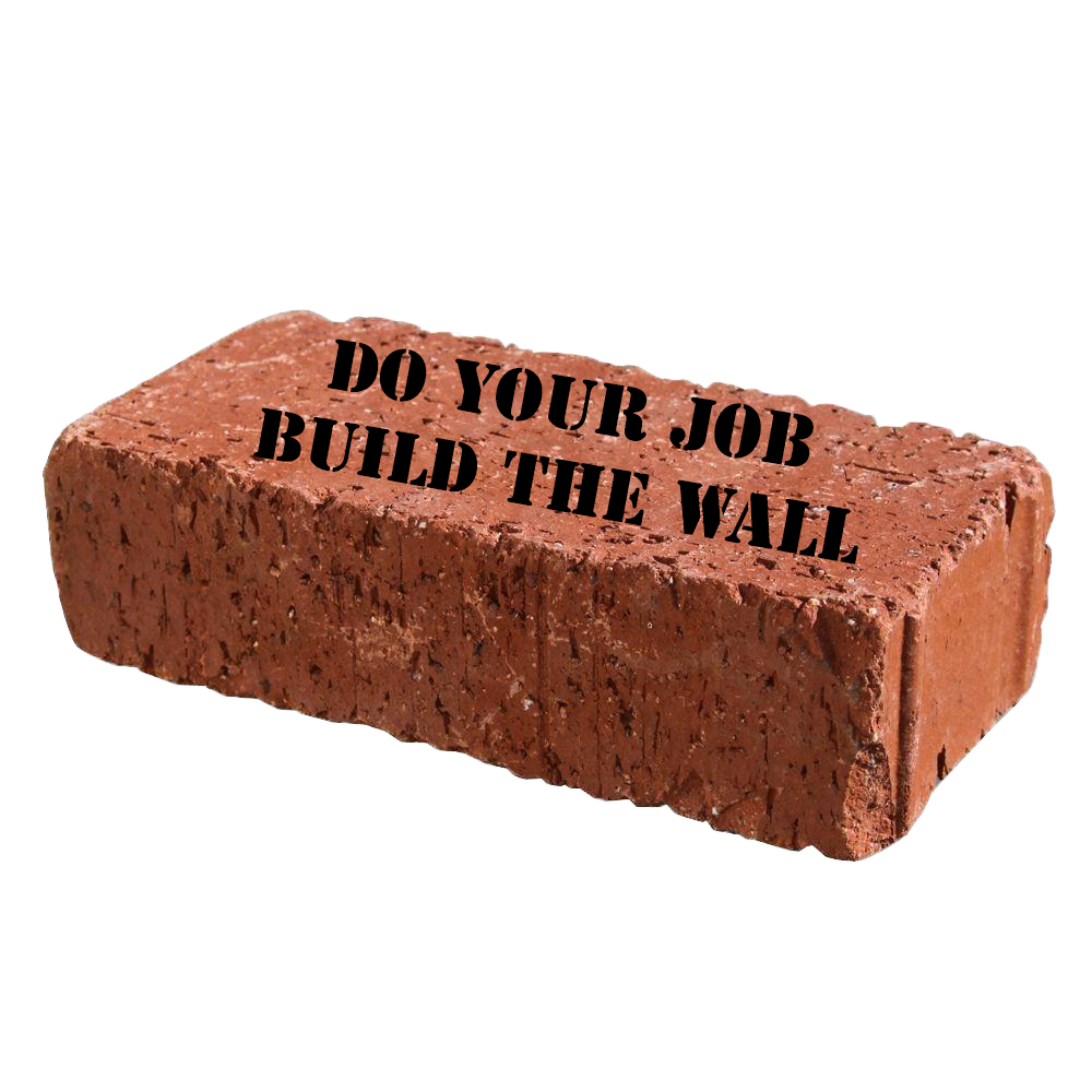 Send Brick to Congress - RSPolitics Store