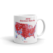 2016 Election Results Mug - RSPolitics Store
