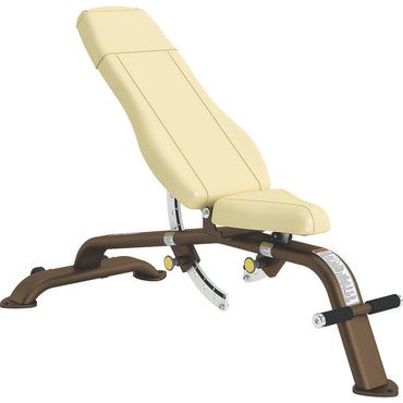 Adjustable –10 to 80° Bench - Cybex