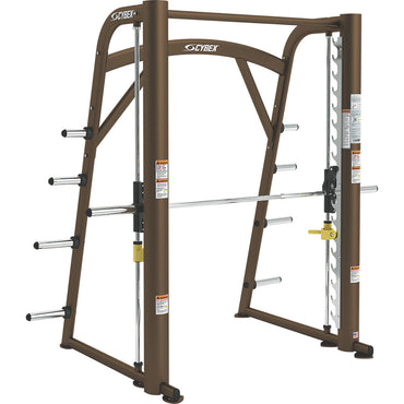 Multi-Exercise Smith Press - Fixed Bar (Counterbalanced, 7' height) | Cybex