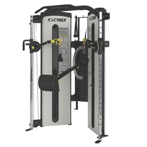Bravo Functional Trainer (4:1, 170 lb stack, compact) - Cybex