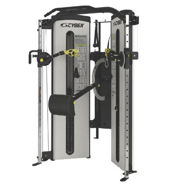 Bravo Functional Trainer (4:1, 325 lb stack, compact) - Cybex