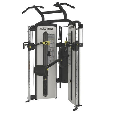 Bravo Functional Trainer (4:1, 325 lb stack, tall chin-up) | Cybex