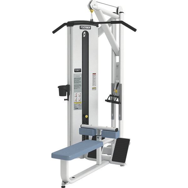 VR1 Dual Purpose Lat / Row | Cybex