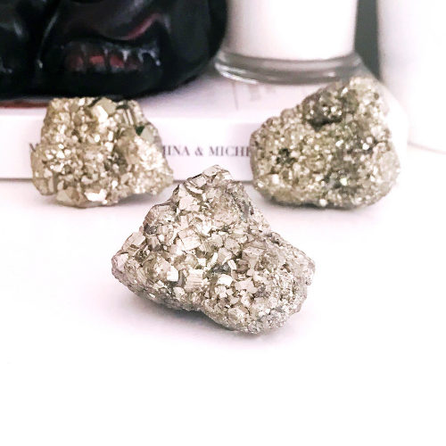Pyrite - WEALTH • SUCCESS • PROTECTION