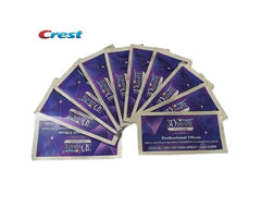 Crest 3D White Whitestrips Professional Effects. 10 Loose Pouches. Half Course.