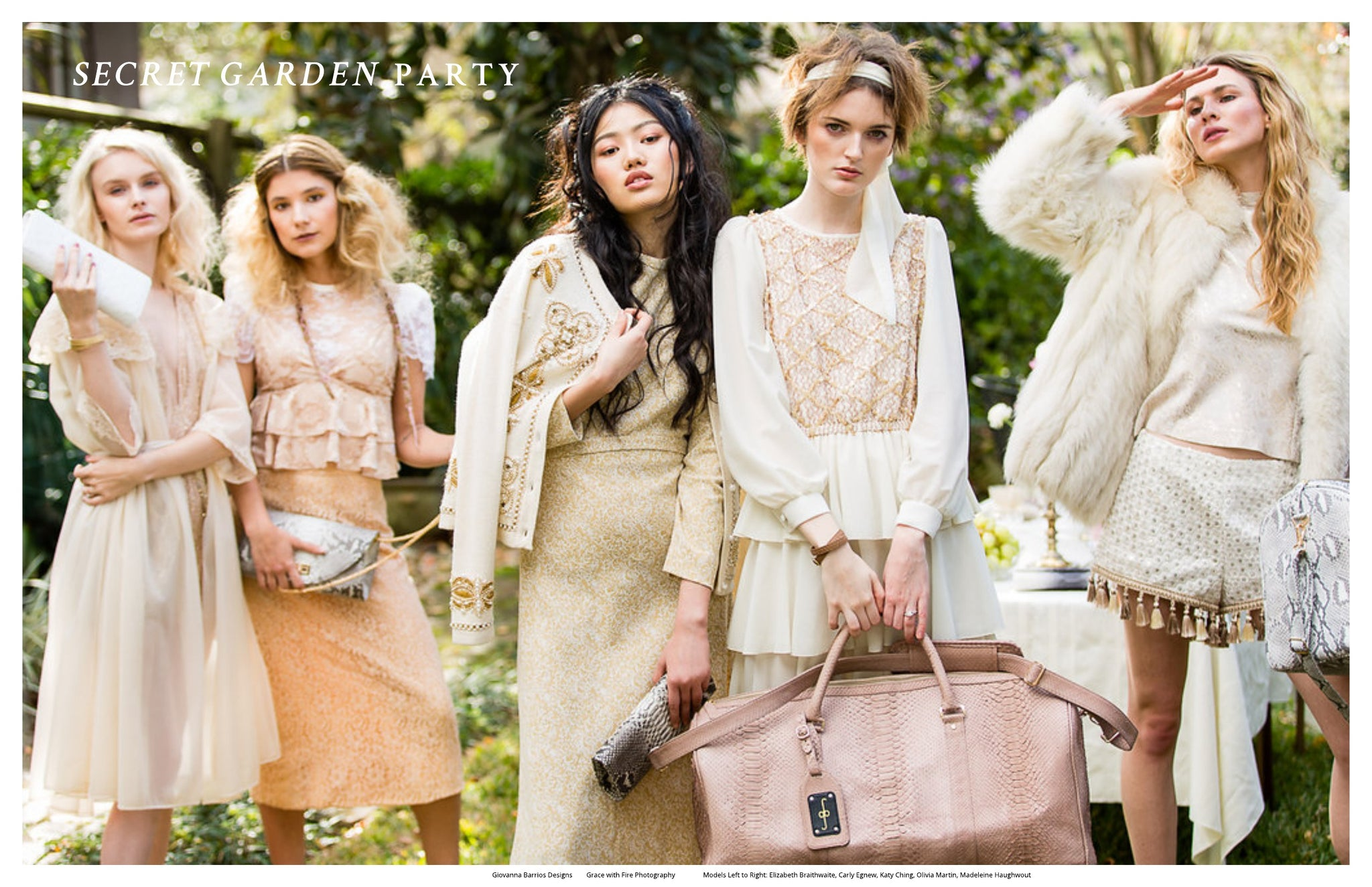 Lookbook Giovannabarrios Elizabeth Bag Madeline Tote Putih Finding The Ever Elusive Signature For Your Every Whim Is Right At Fingertips