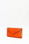 Envelope Wallet - Ostrich