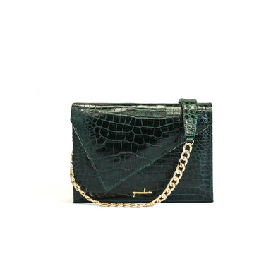 Cliffhanger Purse - Crocodile