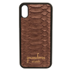Brown iPhone X Case