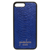 Blue Python iPhone 8 Plus Case