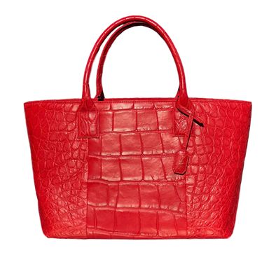 Maxi Alligator Bajia Bag