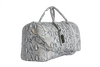 Giovanna Barrios Natural Python Duffle Bag