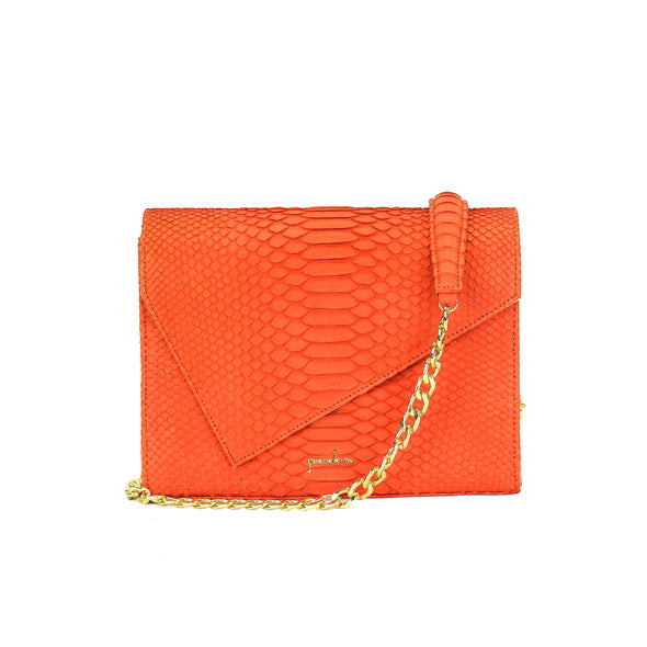 Large Cliffhanger Purse - Python
