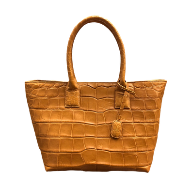 Midi Bajia Bag - Alligator