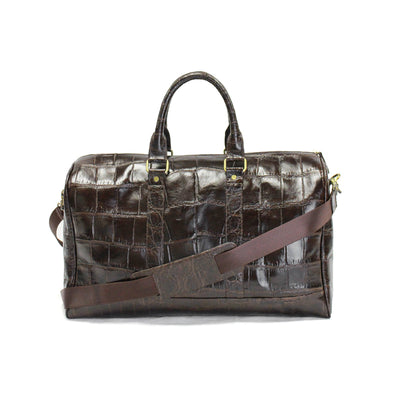 Weekender Bag - Crocodile
