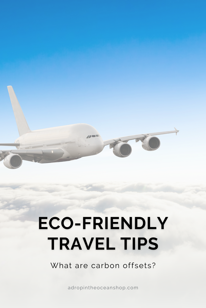 A Drop in the Ocean Tacoma Zero Waste Sustainable Living Blog Eco-Friendly Travel Tips What are carbon offsets?