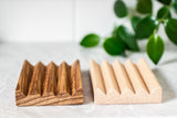 A Drop in the Ocean Tacoma Zero Waste Sustainable Living Shop Natural Wooden Soap Dish