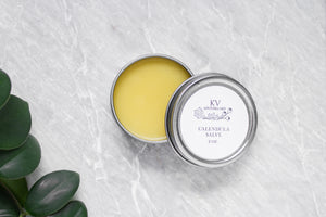A Drop in the Ocean Tacoma Zero Waste Sustainable Living Shop Calendula Salve