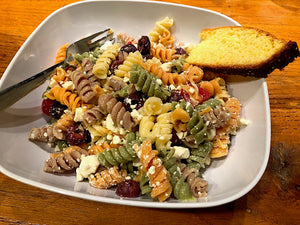 EasyKale Recipe: Easy Pasta Salad