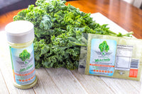 EasyKale Shaker and Poochie with Kale