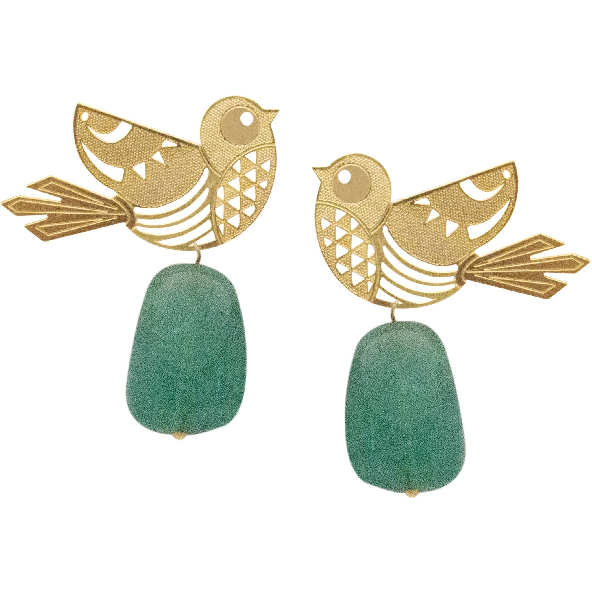 brie small chirping birds with dangling stones catchcat