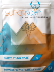 ghost train haze extract by Phyto