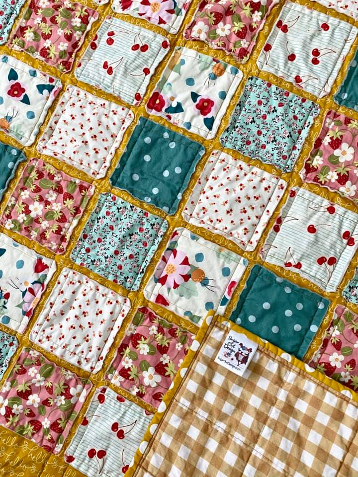 Hello Sweet Summer Quilt