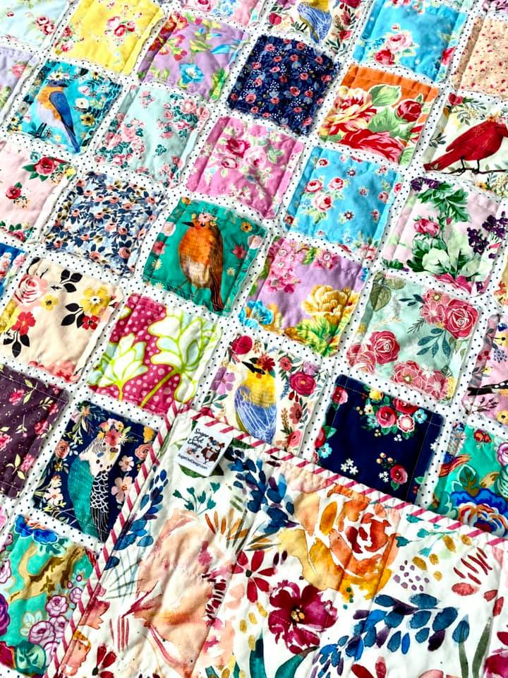 In the Tree Tops Quilt