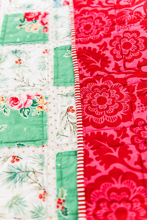 Holly Rose Quilt