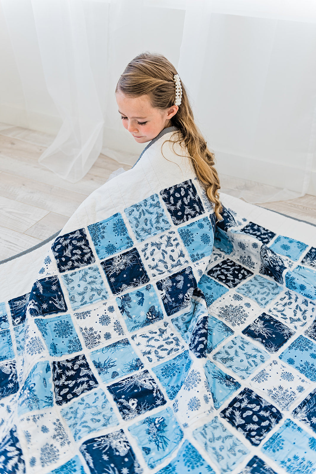 Snowed In Winter Quilt