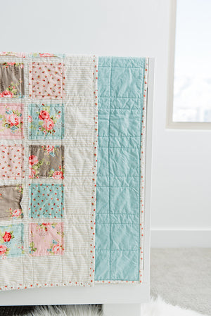beautiful-vintage-girl-s-nursery-floral-print-baby-blanket