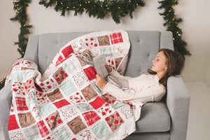 handmade-cuddle-blanket-best-creative-gifts-for-christmas