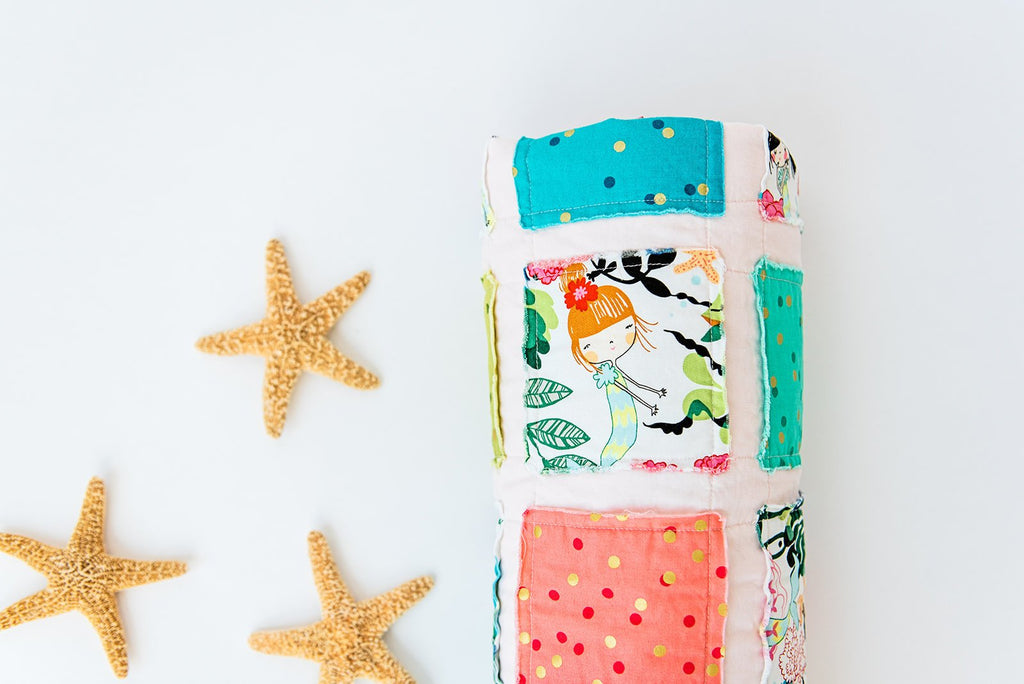 Miss Mermaid Quilt
