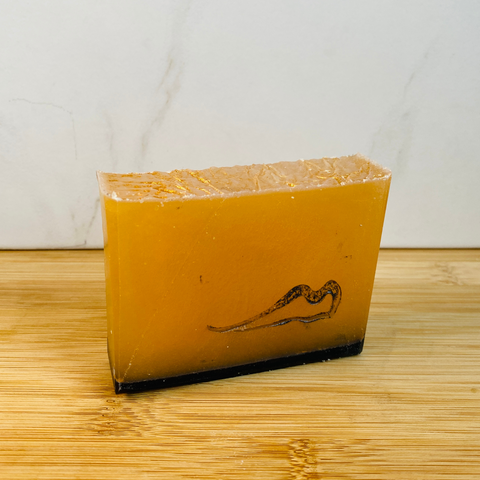 Black & Gold Soap