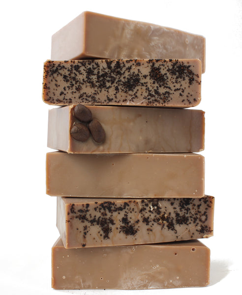 Learn & Lather: Coffee Soap Making Class