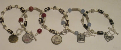 Simply Inspired Collection - 5 Piece Bracelet Set
