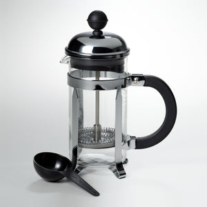 BODUM® French Press- Chrome 12 oz cup