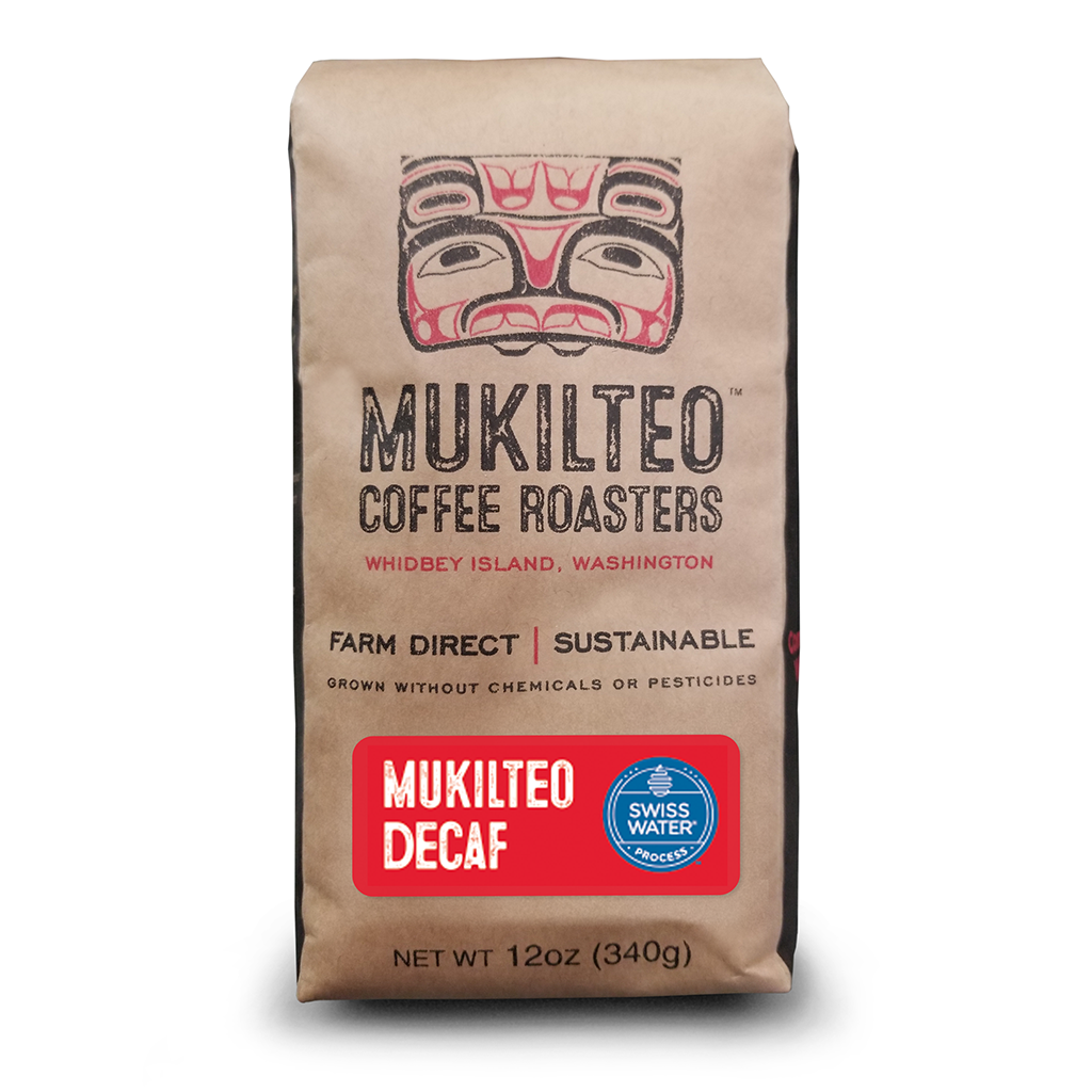 Mukilteo Decaf - Swiss Water Decaffeinated