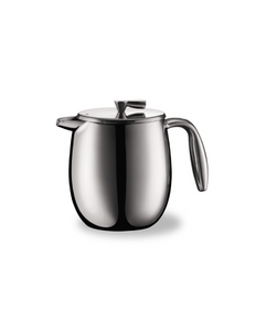 BODUM® French Press- Chrome 4 cup