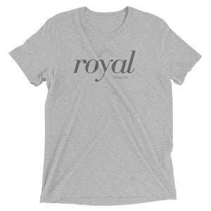 Royal short sleeve t-shirt