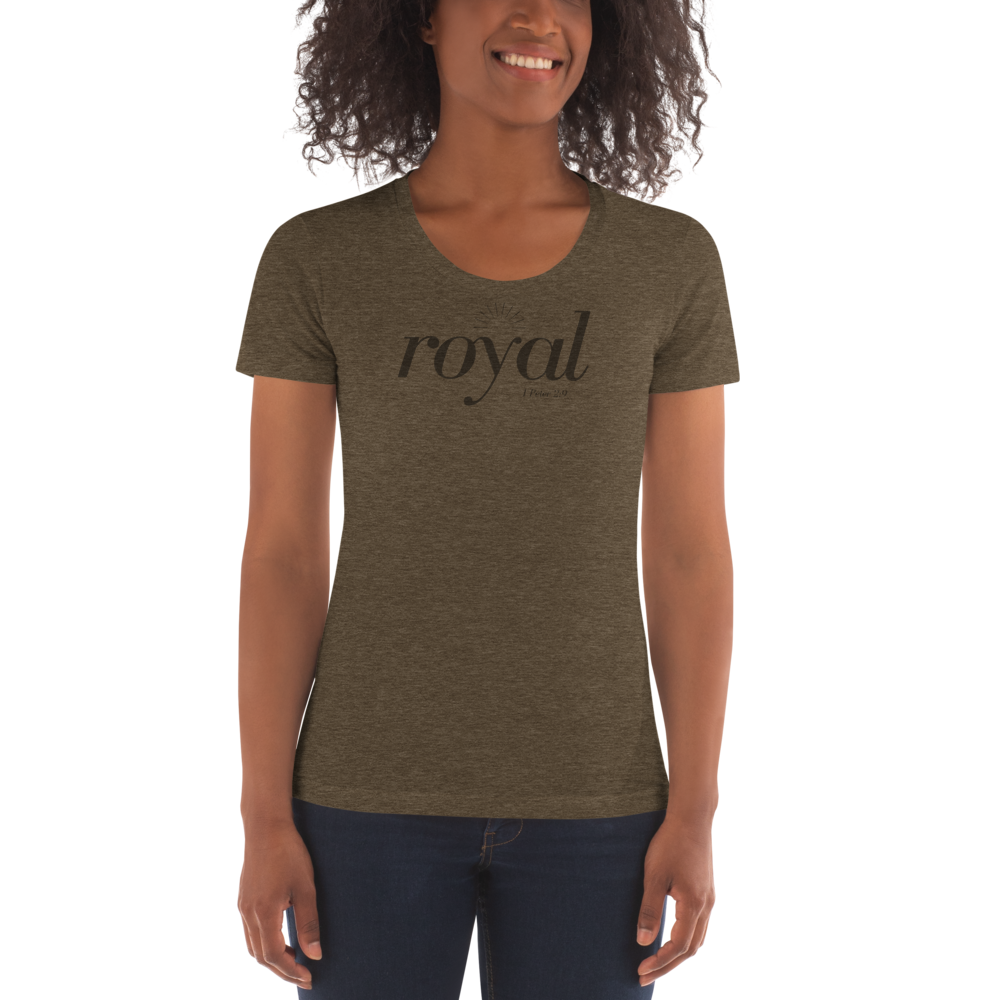 Women's Royal T-shirt