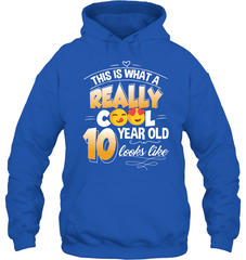 10th Birthday Shirt This Is What A Really Cool Shirt Funny