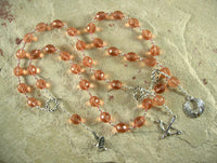 Eros Prayer Beads: Greek God of Love, Lust, and Passion - Hearthfire Handworks